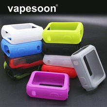 10pcs Protective Silicone Case For Smoant CHARON TS 218W BOX MOD Colorful Silicone Cover 10 Colors
