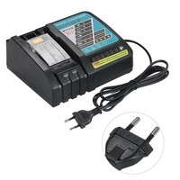 3A Li ion Battery Charger Replacement for Makita power tool Electric Screwdriver DC18R /18RA BL1830/1815/1840/1850 14.4V 18V