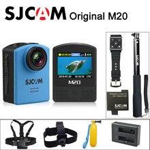 ต้นฉบับSJCAM M20กล้องไร้สายกีฬาGyroมินิหมวกกันน็อคDV 30เมตรกันน้ำ4พัน24fps 2พัน30fps NTK96660 16MPที่มีดิบรูปแบบ