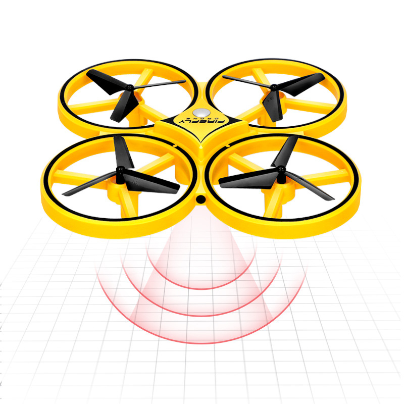 Image 3 - Cool four axis Fpv Drones x pro 4kprofissional Intelligent Suspension RC Induction Aircraft Drone Quadcopter Toys For Children-in RC Helicopters from Toys & Hobbies