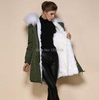 Горячее теплое зимнее пальто, куртка из овечьей шерсти, верхняя одежда, подкладка из натурального меха, высокое качество, натуральный белый