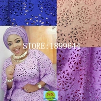 Laser Cut Lace African Tulle Lace Hot New For Guipure African Burnt Lace Fabric Net