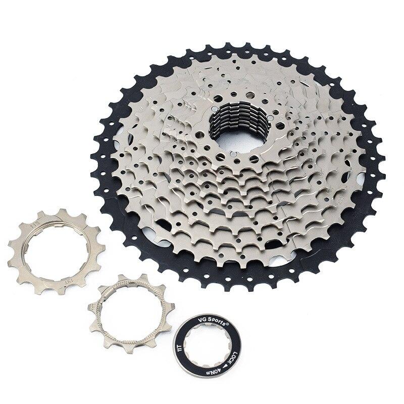 Roue libre vélo ultralégère 11 vitesses 11-40 42 46 50 52 T pignon roue libre vélo 11 s Cdg Cog Velocidade vtt montagne