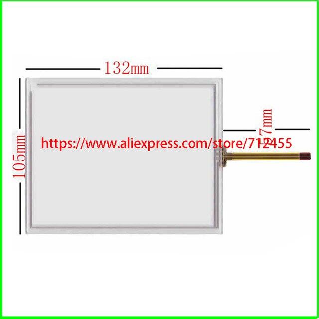5.7 بوصة ل إطلاق X431 GX3 ماستر/كورج PA800 PA1X PA2X برو كورج تريتون المتطرفة كورج M3 اللمس شاشة محول الأرقام زجاج 132*105