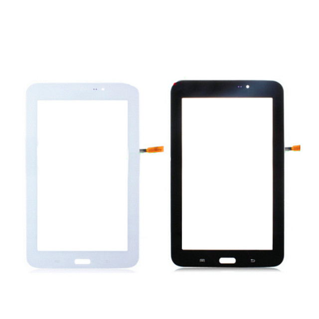 Free shipping Black / white Color Touch Screen Digitizer for Samsung Galaxy Tab3 Lite 7.0 VE SM-T113  tablet computer