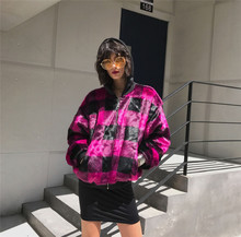 2017 New Style High-end Fashion Women Faux Fur Coat Only in ANGLING C1