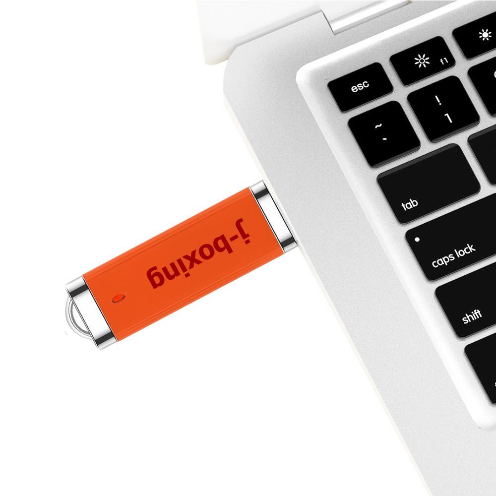 Image 5 - J boxing 10PCS 1GB USB Flash Drives Bulk 2GB 4GB 8GB 16GB 32GB Lighter Design Thumb Drives Jump Drive Pen Drive Orange-in USB Flash Drives from Computer & Office