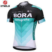 BORA Cycling Jersey 2018 Cycling Clothing Racing Sport Bike Jersey Short Sleeve Pro Team Cycling Jersey