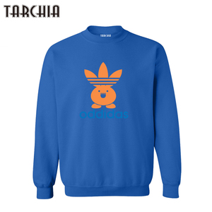 Image 3 - TARCHIA 2019 new brand man coat addidas casual parental sprots hoodies sweatshirt personalized survetement homme marque