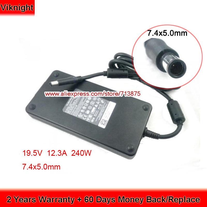 Genuine 19.5V 12.3A GA240PE1-00 Laptop AC Adapter for Dell Precision M6600 M4800 M18X M17X X1 FWCRC ADP-240ABGenuine 19.5V 12.3A GA240PE1-00 Laptop AC Adapter for Dell Precision M6600 M4800 M18X M17X X1 FWCRC ADP-240AB