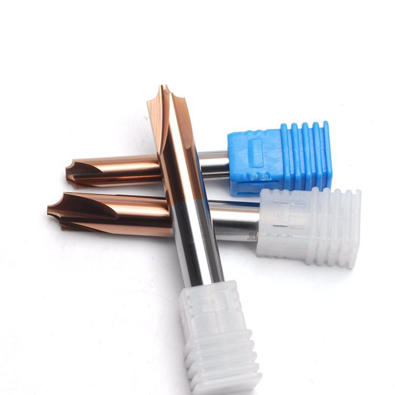 AHNO hartmetall innere R charmfer cutter zu arbeiten material von stahl, edelstahl, kunststoff, holz auf CNC/gravur maschine