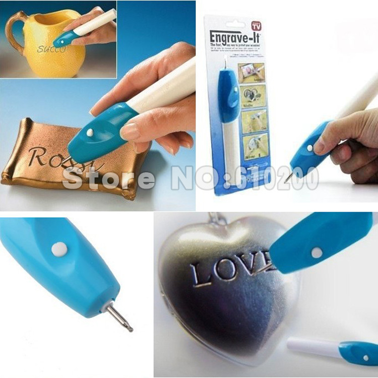 Free Shipping mini Electric Engraving pen Electric Carving Pen cordless sculpture Tool for /Electronics/Valuables/Collectibles