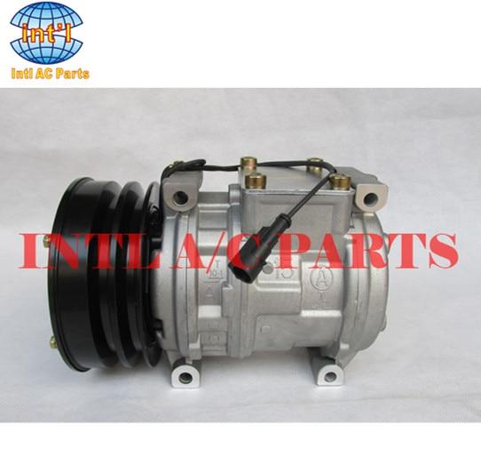 A/c Compressor & Clutch 4471002920 20-21778 Auto Ac Compressor For John Deere 2pk 135mm 12 V 10pa15c Air Conditioning & Heat