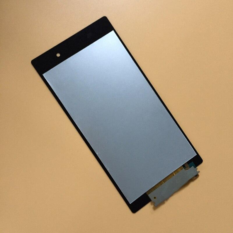 imágenes para Negro Pantalla Táctil Digitalizador Sensor de Cristal + Pantalla LCD Monitor Panel de Montaje para Sony Xperia Z1 L39h C6902 C6903 C6906 C6943