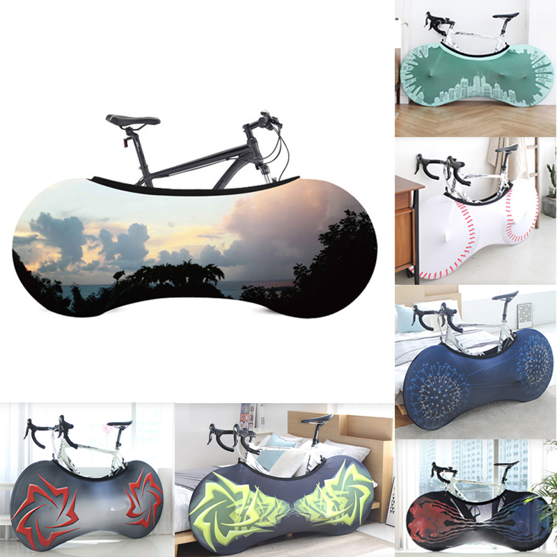 Bicycle Dust Cover Bicycle Protective Equipment Scratch-proof Protector For Mountain Road BicycleBicycle Dust Cover Bicycle Protective Equipment Scratch-proof Protector For Mountain Road Bicycle