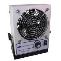 Dc 001 статические ликвидации Иона Воздуходувы антистатические небольшой Электрический ионизатор вентилятор ионизирующих прохладный возду