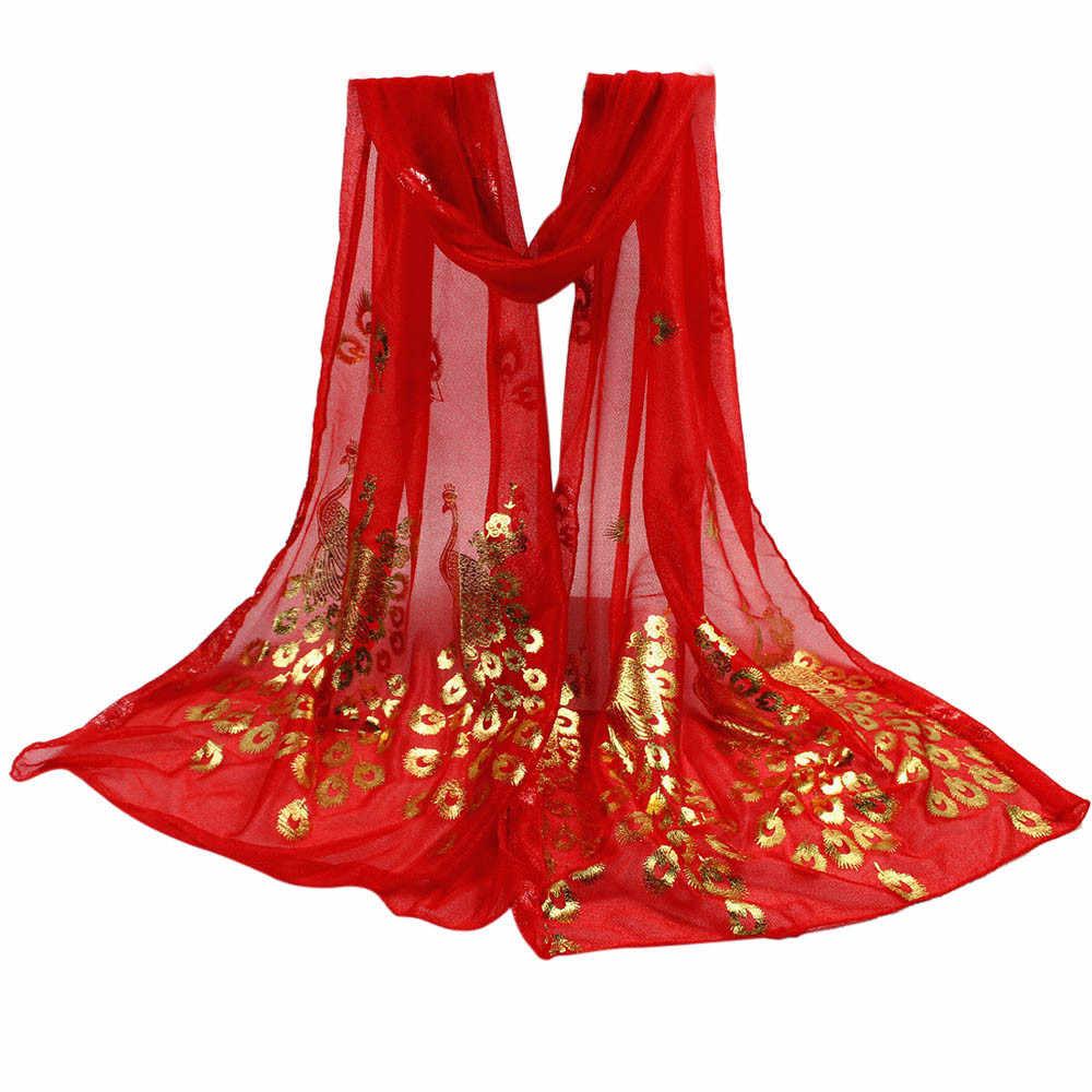 10 cores cachecóis para mulheres vintage colorido flor laço gaze véu envoltório cachecol xale envoltório nova primavera moda scarve scarscarы ы