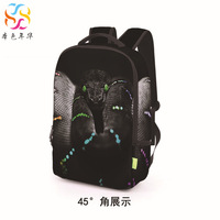 School Bag Special Offer Backpack School New 2018 Mens Backpack 3d Printing Eye Snake Bag Travel Personality Computer Wholesale