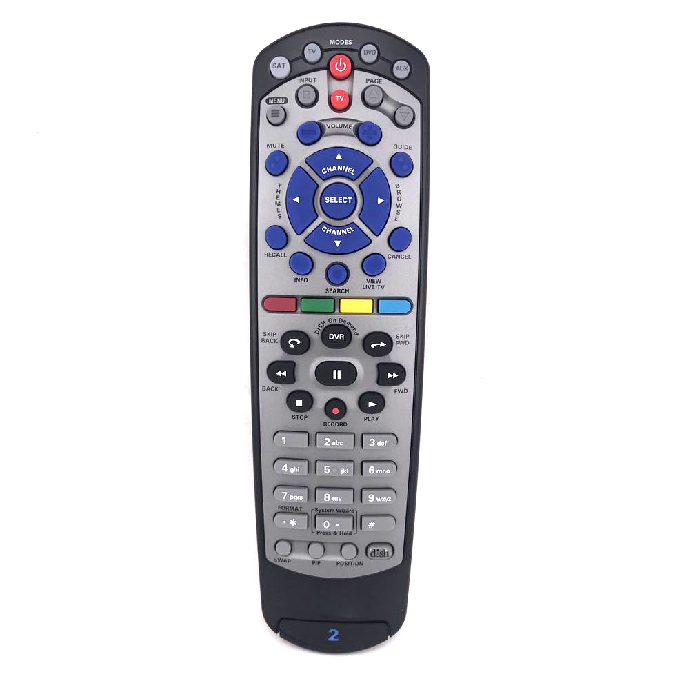 New Original For Dish Network DISH 21 1 IR / UHF PRO Remote