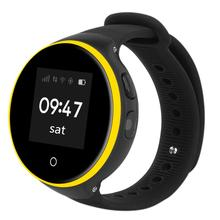 Alloyseed S669 Smart Watch Children Round Bluetooth Smartwatch Sim GPS Tracker Waterproof Smart Wristwatch for Android iOS Phone