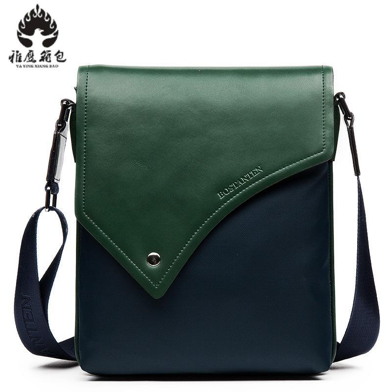 2018 Men's Leather Bag Genuine Leather Men Bag Male Shoulder Crossbody Bags Casual Handbags Small Flap Men Messenger Bags neweekend genuine leather bag men bags shoulder crossbody bags messenger small flap casual handbags male leather bag new 5867