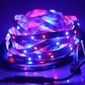 wfleds LED-valot led nauhat valo 5m 300LED 3528smd RGB LED nauhat valo Flexible LED Strips non-waterproof home Party decorations