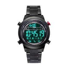 AMST 2019 Smart Watch For Men New Designer Creative Date With Bluetooth Remote Camera Quartz Wristwatches Watches Clock