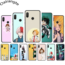 My hero academia Soft Silicone phone cover case for Xiaomi 5