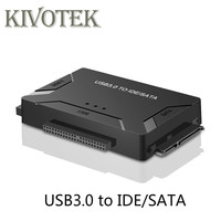 USB IDE SATA Adapter Sata Combo Hard Disk sata to USB3.0 Data Transfer Converter for 2.5/3.5 Optical Drive HDD SSD Free Shipping
