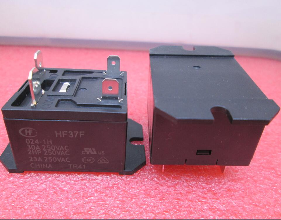 HOT NEW relay JQX-37F-24-1H-24VDC JQX-37F-24-1H 24VDC HF37F 24-1H HF37F-24-1H DC24V 24V DIP4 5PCS/LOT g5nb 1a e 24vdc g5nb 1a 24vdc