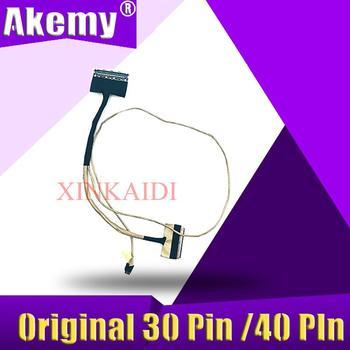 New Laptop Cable for ASUS A455L A455 K455 X455 X455L K455L F455L X455LD W491L X454L X455LJ X455LF Y483L LCD LVDS CABLE