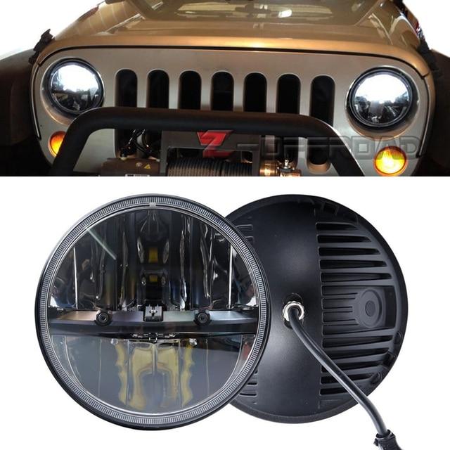 projecteur led jeep