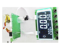 LED Tyre Inflation Aerator Tire Automatic Inflator Machine PCB Controller Board