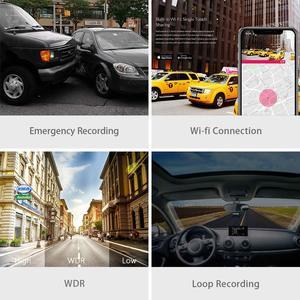 Image 4 - YI Compact Dash Camera 1080p Full HD Car Dashboard Camera with 2.7 inch LCD Screen 130 WDR Lens G Sensor Night Vision Black