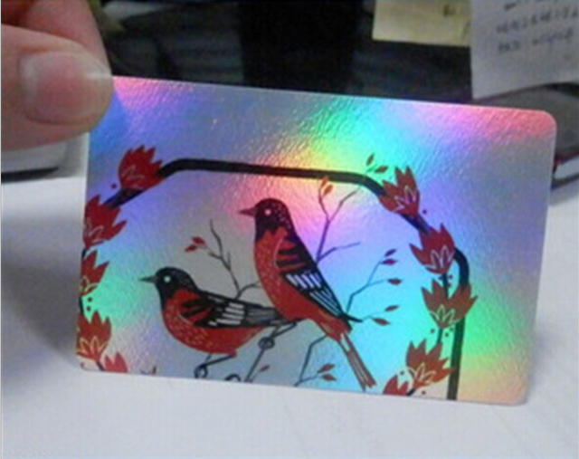 Holographic business cards usa arts arts custom plastic pvc business card printing holographic laser foil colourmoves