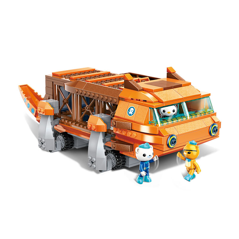 Building Blocks Compatible with Lego Enlighten E3706 378P Models Building Kits Blocks Toys Hobby Hobbies For Chlidren