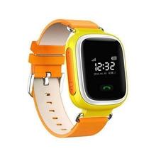 Купить с кэшбэком 2016 GPS Q60 Smart Watch Wristwatch SOS Call Location Finder Locator Device Tracker for Kids Safe Anti Lost Monitor PK Q50 Q80