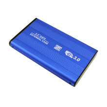 Hot New Promotion 2.5 Inch USB3.0 Aluminum Alloy External Hard Drive Disk SATA Solid State HDD Transmission Speed Up to 5Gbps