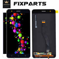 "AMOLED 5.5"" ORIGINAL Display For ASUS Zenfone 3 Zoom ZE553KL LCD Touch Screen Digitizer for ASUS Zenfone3 Zoom S No Dead Pixels"