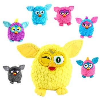 Electronic Pets Interactive bird Toys Firbi Pets Owl Plush Recording Talking Smart Toy Christmas gift helju pets meelespead isbn 9789949278367