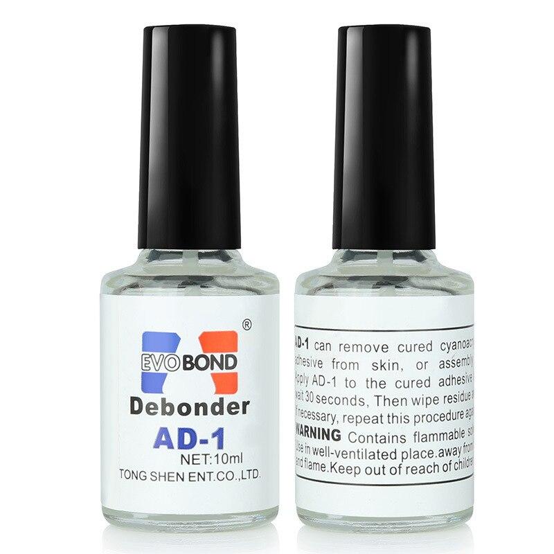 10ml Eyelash Glue Remover Adhesive Debonder Liquid Makeup Remover For Eyelash Extension Glue