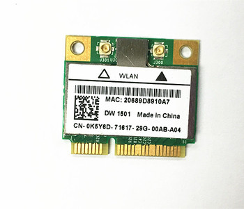 SSEA NEW for Broadcom BCM94313HMG2L Wireless card for Dell 14R 15R 17R 3300 N4010 N5010 M5010 N7010 DW1501 0K5Y6D
