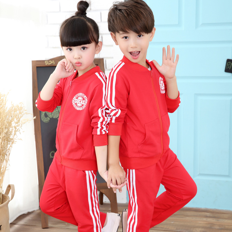Sports Suits for Kids Clothes Girl Tracksuits Costume Children School Forms Sets Baby Girl Boys Clothing Sets for Girls 13 Age