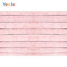Yeele Photophone Roze Houten Bord Plank Textuur Achtergrond Baby Voor Fotografie Fotografische Achtergronden Fotostudio Photozone
