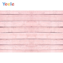 цена на Yeele Pink Wooden Board Plank Texture Portrait Baby Photography Backgrounds Customized Photographic Backdrops for Photo Studio