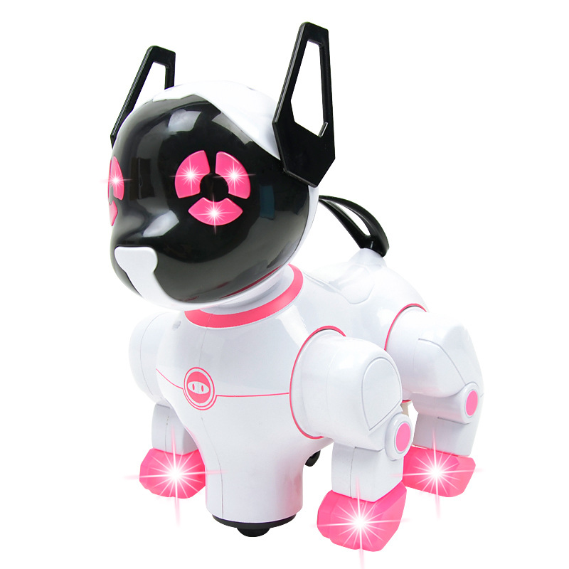 Electric Pets Singing Dancing Robot Dogs With Music For Kids Children Gift