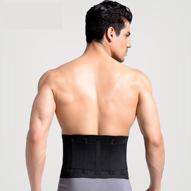 6b84f66e65f5c Online Shop Aismz mens slimming body shaper waist belly shaper belt ...