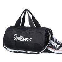 Men S Oxford Sports Gym Bag Duffel Tote Handbag Travel Bag Fitness Bag Unisex Camping Bag