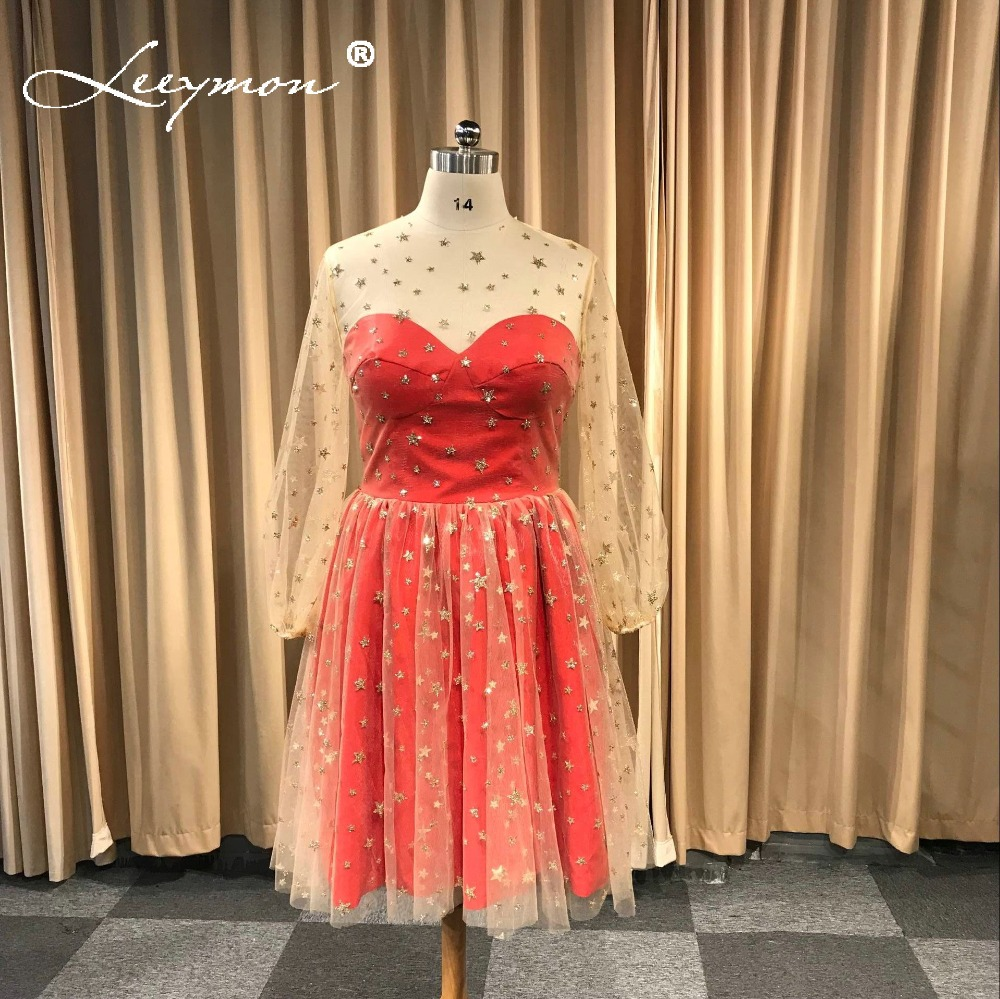 Leeymon 2019 New Arrival Custom Made Short Black Prom   Dresses   Sexy Mini   Cocktail     Dress   special Occasion   Dresses