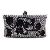 Frauen Abend Handtasche Kette Schulter Handtaschen Crossbody Hardcase Kupplungen Hochzeit Prom Geldbörse